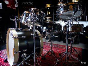 Maple / Mahogany (100th drumkit)
