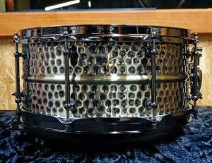 Hammered Black Brass