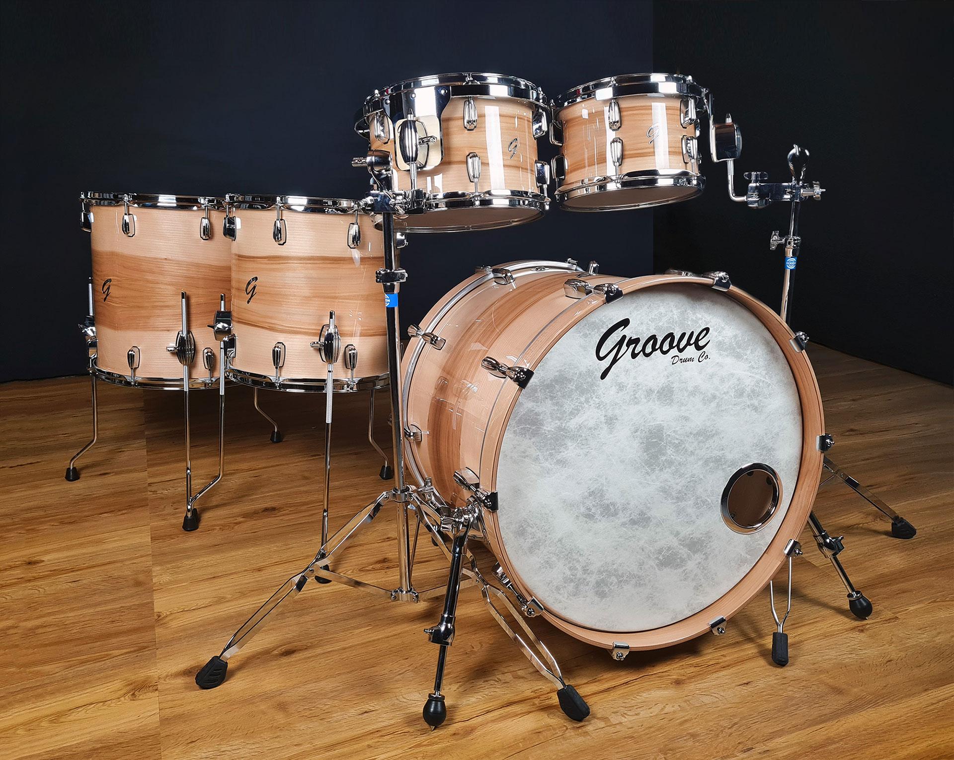 G Series Drumkit