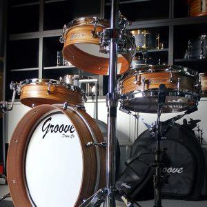 Pancake Drums