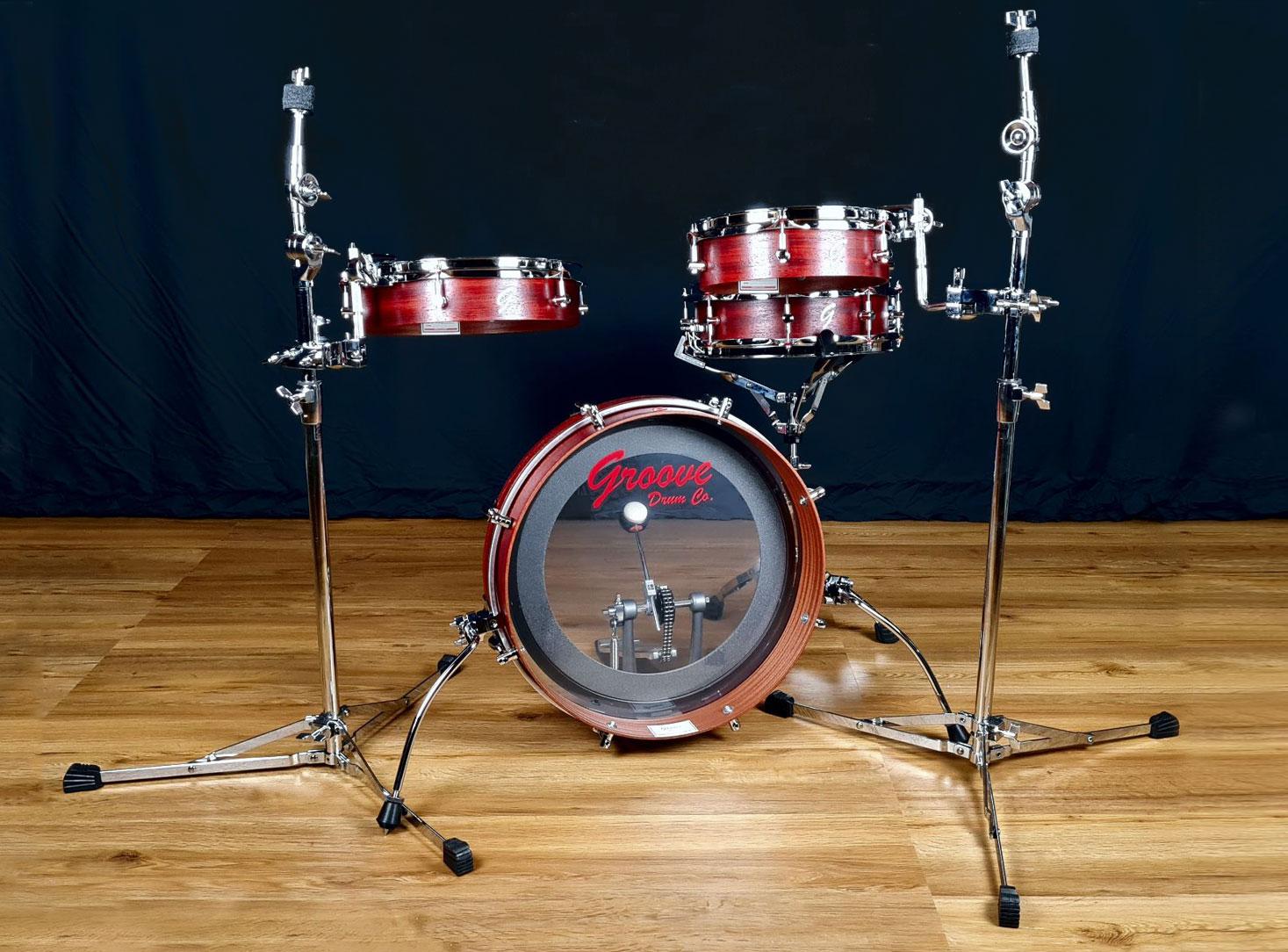 Pancake Drums (Kit)