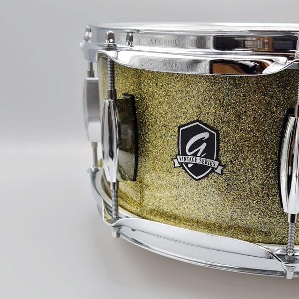 Vintage Series Snare Drums